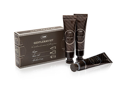 Gentleman Travel Kit