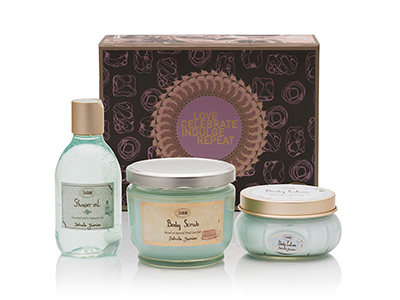 Basic Body Care Set