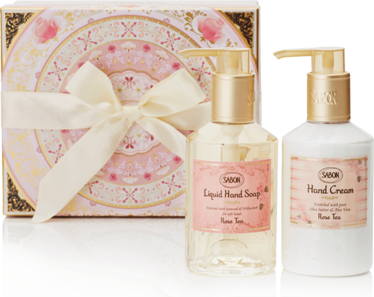 Hand Care Bottle Set