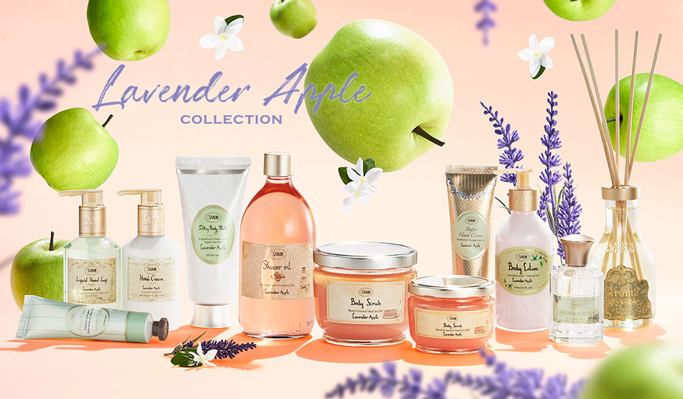 Lavender Apple Collection