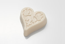 Decorative Heart Soap