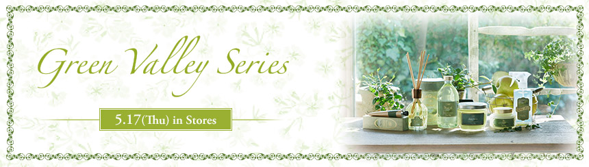 SABON Green Valley Series