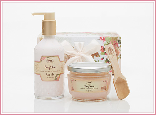Rose Tea Spring Care Kit