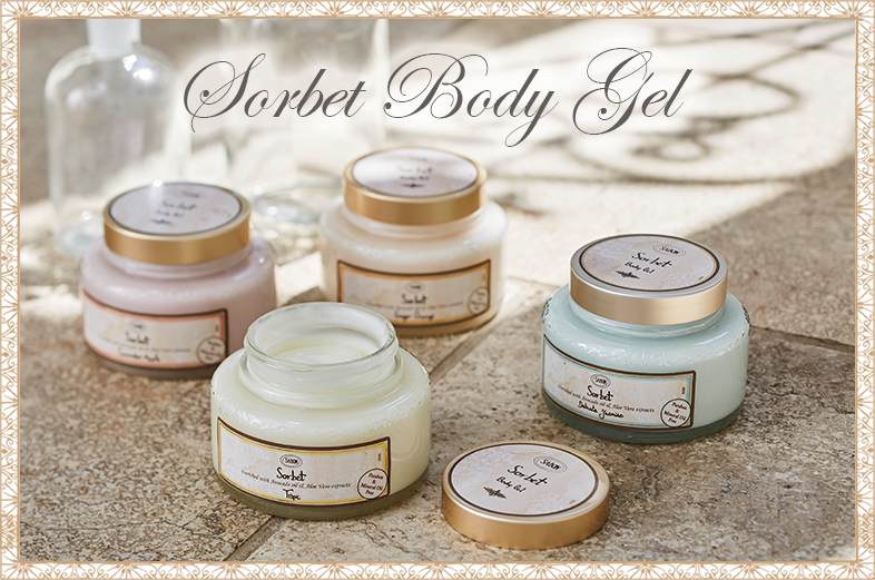 Sorbet Body Gel Kit