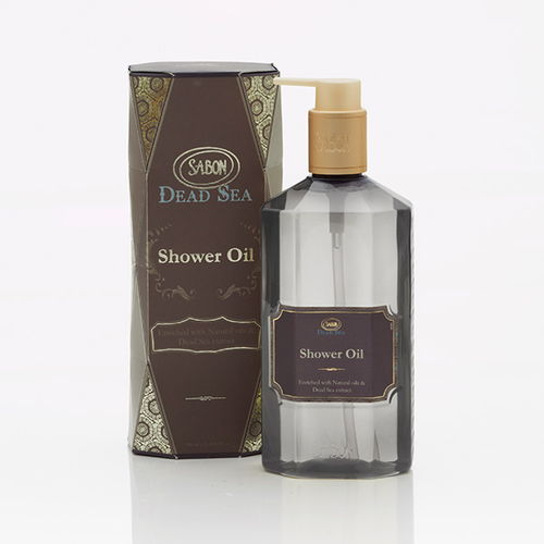 Dead Sea - Shower Oil